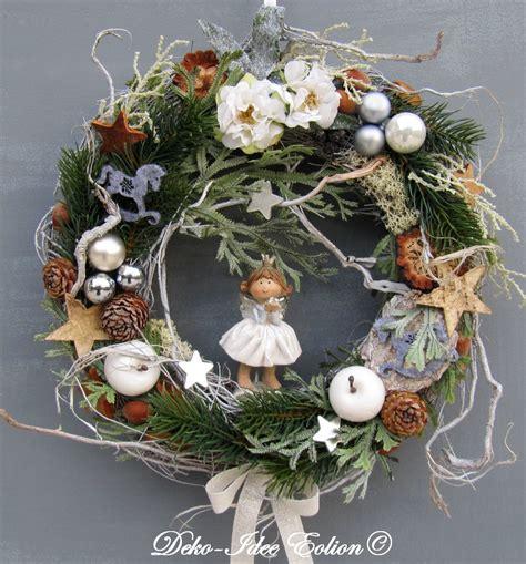 Türkranz Advent Weihnachten by T 252 Rkr 228 Nze Advent Weihnachten By Deko Idee Eolion Homify