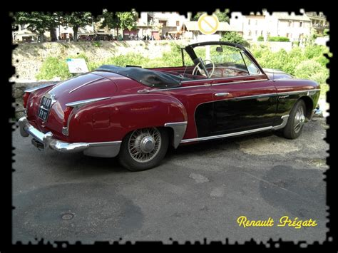 1951 Renault Fregate Related Infomationspecifications