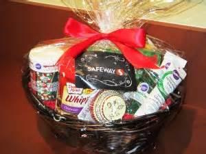 WIN Safeway Holiday Baking Basket & $50 Safeway Gift