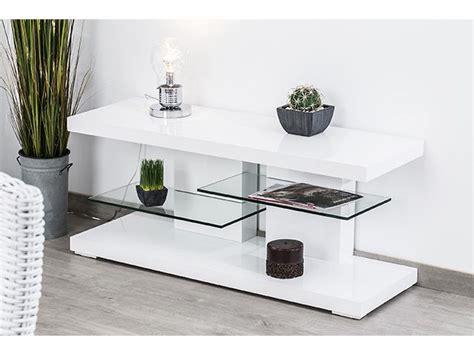 meuble tv en verre pas cher id 233 es de d 233 coration int 233 rieure decor