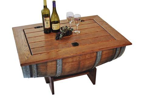 Barrel Coffee Table Canada Best Wine Barrel Coffee Table