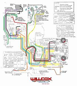 1978 Corvette Carburetor Vacuum Diagram  1978  Free Engine