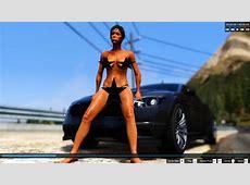GTA 5 Nude girl Mod GTAinsidecom