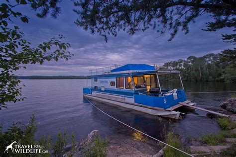Living On A Boat In Minnesota by The Loon And The Moon Staying On A Houseboat In Minnesota