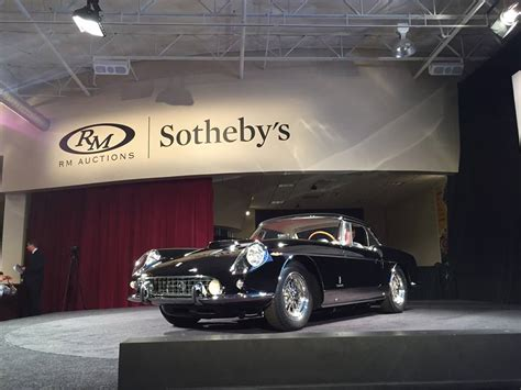Here you can find such useful information as the fuel capacity, weight, driven wheels, transmission type, and others data according to all known model trims. 1962 Ferrari 400 Superamerica SWB Cabriolet Auctions for $7,645,000 - GTspirit