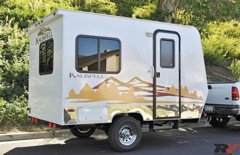 Small Rv With Bathroom by 15 Fantastic Small Cer Trailers With Bathrooms Included