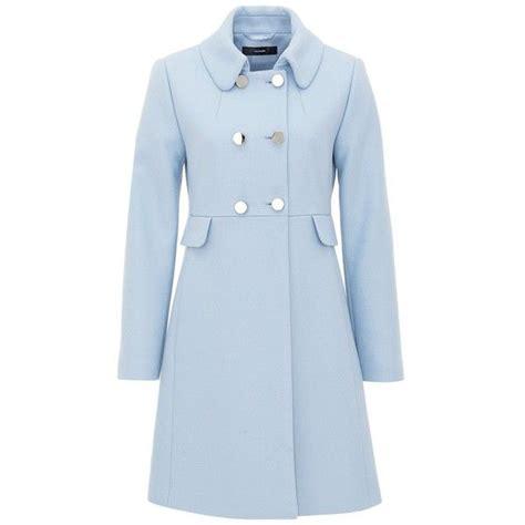 light blue coat womens s light blue wool coat coat racks