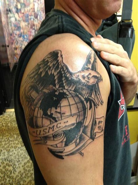usmc tattoo  nick  tailor atbeelistic tattoo