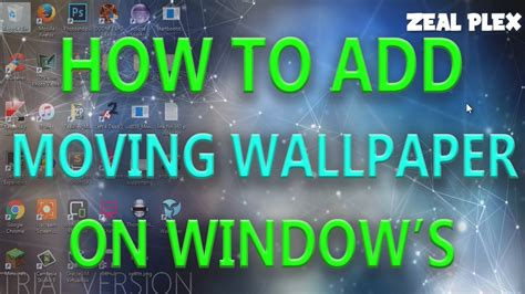 How To A Animated Wallpaper On Windows 10 - free animated wallpaper windows 10 on wallpaperget