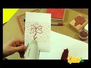 Glückwunschkarten Hochzeit Selber Machen Kostenlos : karten basteln gl ckwunschkarten selbst gestalten youtube ~ Watch28wear.com Haus und Dekorationen