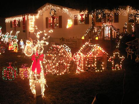 celebrating christmas in a caravan mobile homes abroad