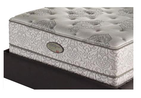 simmons beautyrest legend plush queen mattress  box