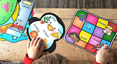 printable instructional materials for kindergarten