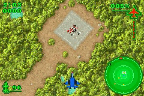 ace combat advance  game gamefabrique