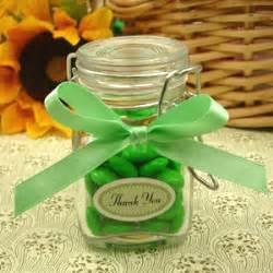 mini jars wedding favor mini square glass jar favors wedding favors themed wedding favors destination
