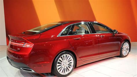 2013 Lincoln Mkz Is A Big Step In The Right Direction