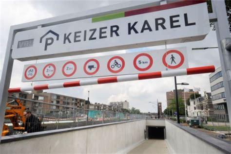 Keizer Karel Garage by 7 Juli Opening Keizer Karel Garage Ipparking