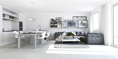 White Apartment by White Studio Apartments Showme Design