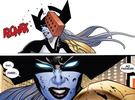 proxima midnight takes brick to the face proxima midnight gallery sorted by new luscious