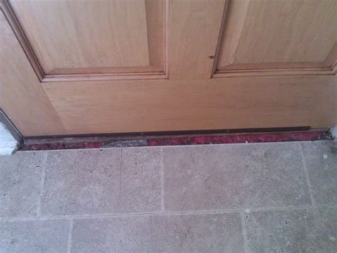 How Can I Fill This Gap Between Two Areas Of Flooring