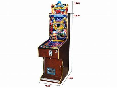 Pinball Machine Ball Dst Taiwan Crane