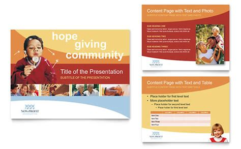 community  profit flyer ad template word publisher