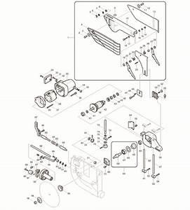 Makita 2704 Parts