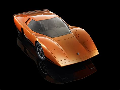1969 Holden Hurricane Concept Restored Side Angle Top