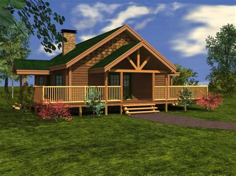 two bedroom cottage plans log homes from 1 250 to 1 500 sq ft custom timber log homes