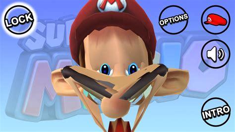 Super Mario 64 Face Molder App