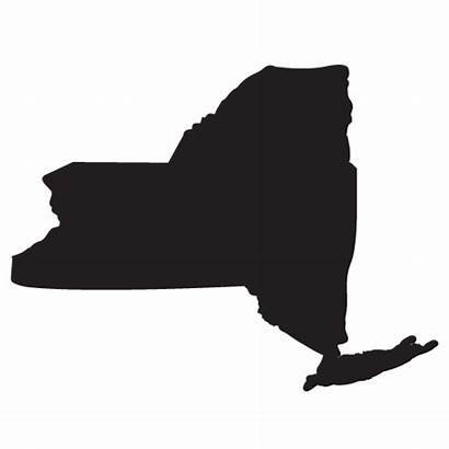 York State Clipart Clip Ny Upper States