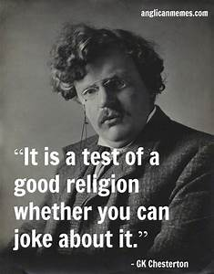 Chesterton comm... Gk Chesterton Food Quotes