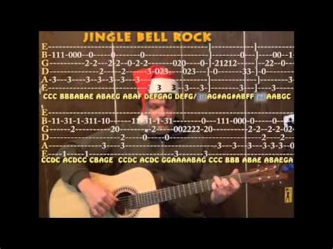 jingle bell rock guitar cover jingle bell rock christmas solo guitar cover lesson with