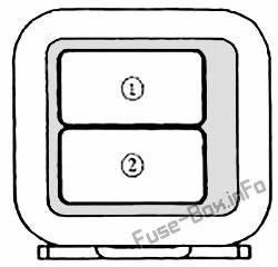 1990 Mazda Protege Fuse Box Diagram : fuse box diagram mazda mx 5 miata na 1989 1997 ~ A.2002-acura-tl-radio.info Haus und Dekorationen