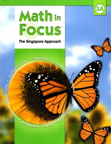 Math In Focus  The Singapore Approach Student Book, Grade 3a  Association For Contextual