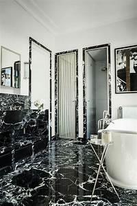 Marbre Salle De Bain : 1000 id es propos de salle de bain marbre sur pinterest ~ Dailycaller-alerts.com Idées de Décoration