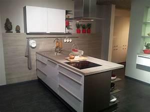 Küche Sideboard Mit Arbeitsplatte : kueche eiche und weiss ~ Sanjose-hotels-ca.com Haus und Dekorationen
