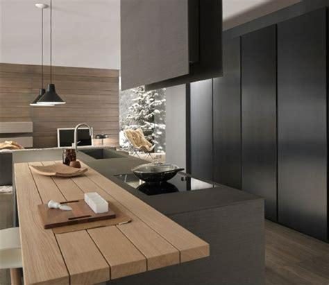 creer un bar dans une cuisine creer un bar dans une cuisine 2 cuisine et bois