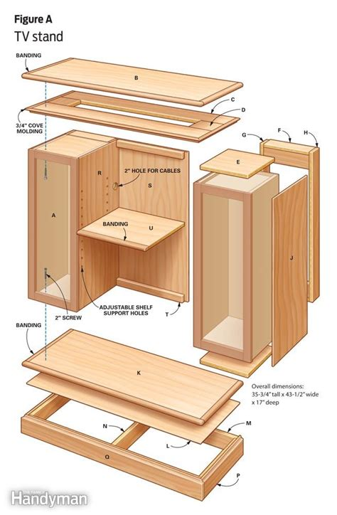 project plywood furniture plans