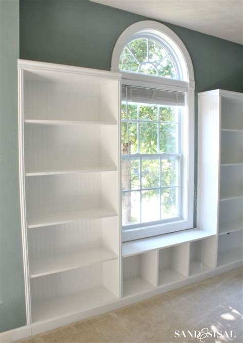 Built In Bookshelves by Built In Bookshelves Plans Woodworking Projects Plans