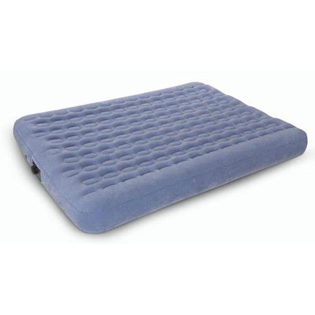 air mattresses walmart mainstays air bed with built in walmart