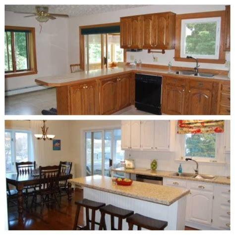 kitchen designs for split level homes 110 best images about split level ideas on 9351