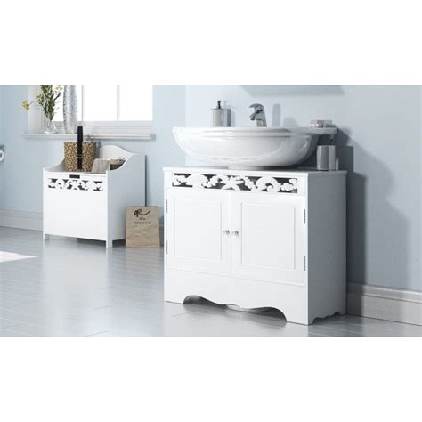Buy Bathroom Sink Cabinets by Details About Bathroom Storage Cabinet Vintage Sink