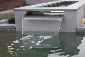 Lame D Eau Bassin : r ussir une lame d 39 eau pour bassin ~ Premium-room.com Idées de Décoration