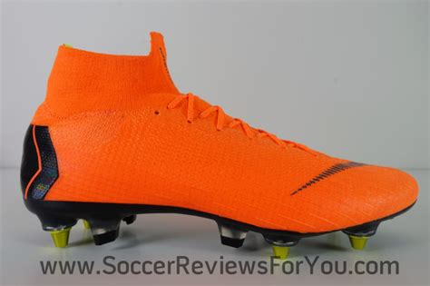 nike mercurial superfly  elite sg pro anti clog review