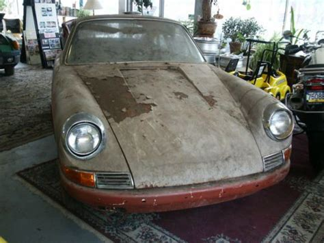 Buy Used 1966 Porsche 912 Coupe Restoration Project In Ono