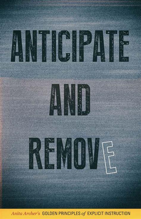 explicit instruction posters ancora publishing