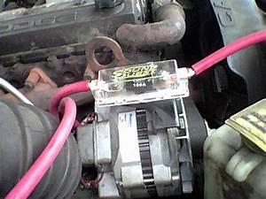 Upgrade Alternator Charge Cable - Dodge Diesel