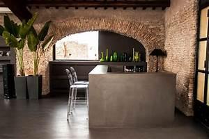 Bar D Interieur : d coration d 39 int rieur originale touches clectiques une maison rome ~ Preciouscoupons.com Idées de Décoration