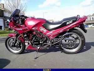 1986 Honda Vf500f Specs
